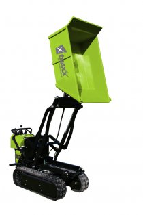 Nomad 680  with lifter bed, unloading height mm.1500-1700